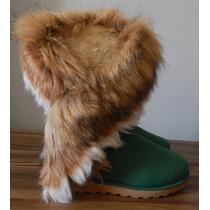 Bota Inverno - Com Pelinhos
