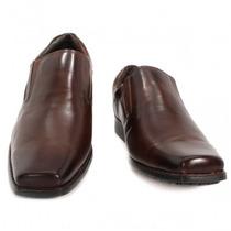 Sapato Masculino Conforto Couro Legítimo Calvest Promoção !!