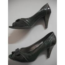 Sapato Sandalia Dakota Verde Tam 36 Ótimo Estado