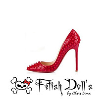 Pronta Entrega! Stiletto Fetish Doll