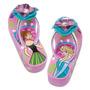 Frozen Chinelo Plataforma Anna Elsa Lançamento Disney 27/28