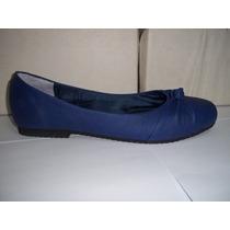 Sapatilha Feminina Azul Royal 40/41/42/43/44 Dir. Da Fabrica