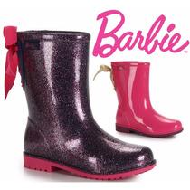 Bota Galocha Barbie Power Fashion Grendene 21390