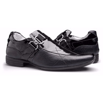 Sapatos Social Masculino Calçados De Luxo Envernizados