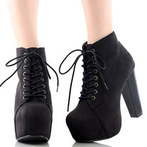 Lita Boots Sapato Importado Frete Grátis