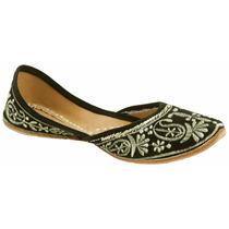 Sapato Sapatilha Feminina 39 Indiana John John Bordada Linda