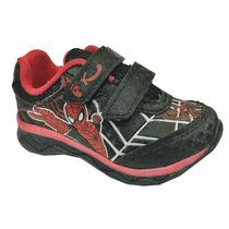 Tênis Homem Aranha Playkids Cluz 1219 - Maico Shoes Calçados