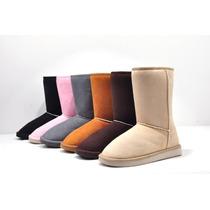 Botas Estilo Ugg Sapato Importado Feminino Neve Frete Grátis