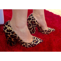 Sapato Onça Dumond