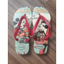 Chinelo Havaianas Mickey Disney Stylish