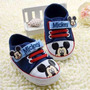 Sapato Tenis De Bebe Importado Mickey Menino Pronta Entrega
