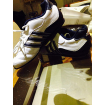 Sapatilha No.30 Adidas E Calça P/ Krav Maga -btam M2 - Inf.