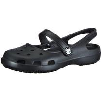 Crocs Original Feminina N. 34 (5w) Preta Mary Jane Shopshop