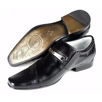 Sapato Masculino Preto Social Mafisa