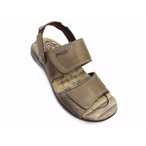Sandália Masculino Clássico Confortável Pegada - 30214