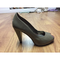 Sapato Peep Toe Andarella