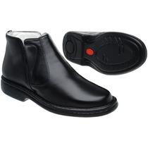Botina Bota Sapato Anti-stress Semi Ortopédico P Diabéticos