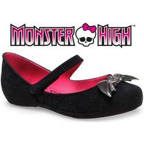 20% Off Sapatilha Infantil Monster High Pop College 21267
