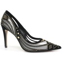 Sapato Zariff Shoes Scarpin Vazado | Zariff