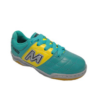 Tênis Futsal Mathaus Verde/amarelo