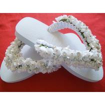 Sandálias Havaianas Para Noivas.