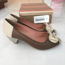 Sapato Feminino Retrô Ambar