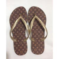 Chinelo Havaianas Slim Sandália Personalizados Louis Vuitton