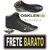 Bota, Sapatenis, Tenis Osklen Masculino E Feminino Original