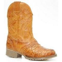 Bota Masculina Country Texana Peao Ref 901