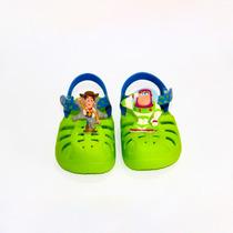 Sandalia Crocs Masculina Infantil Toystory Vde Lojas Mendes