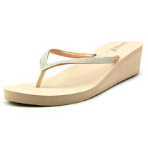 Reef Krystal Estrela Sassy Synthetic Wedge Sandal