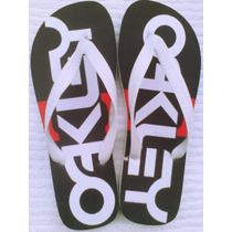Chinelo Sandália Personalizado Oakley Frete Grátis