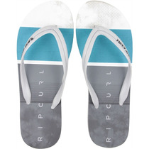 Chinelo Rip Curl Aggrogame Grey Black