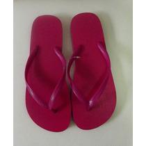Sandalia Chinelo Tipo Havaianas Pink Rosa Feminino