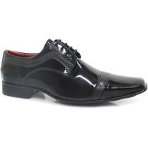 Sapato Zariff Shoes Social Verniz | Zariff