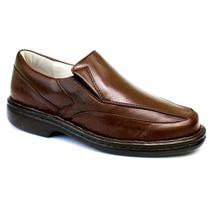 Sapato Masculino Para Trabalho Confortável Anti Stress