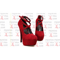Sapato Importado Feminino - Pronta Entrega E Frete Grátis