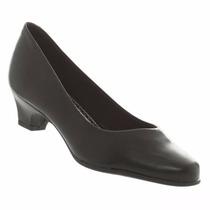 Sapato Scarpin Feminino Beira Rio Salto Leve Linda 4405.515