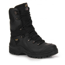 Botas Black Squad Air Step Impermeável