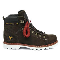 Bota West Coast Work Type Sneaker Marrom | Zariff