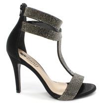 Sandália De Festa Zariff Shoes Noiva | Zariff