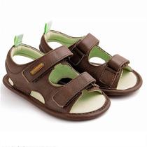 Sandália Papete Dongy Chocolate - Tip Toey Joey