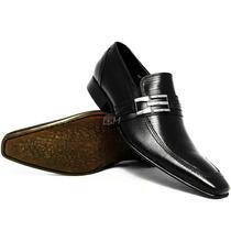 Sapato Social Masculino Bico Italiano- Frete Grátis- Lbm