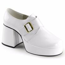 Sapato Para Fantasia Anos 70,retrô,drag Queen,brilhantina