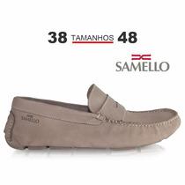 Drive Samello Amendoa Tam 38 Ao 45 46 47 48 Original + Nota