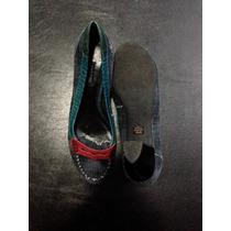 Sapatos Arezzos Com Saltinhos Baixos