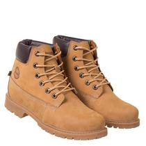 Bota Masculina Adventure Wonder Couro 1080 - Maico Shoes
