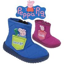 20% Off Bota Infantil Peppa Pig Ou George 21368