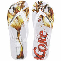 Chinelo Coca-cola Over Shoes Masculino - Sandália Coca Cola