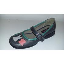 Sapato Boneca Em Couro J Gean(219)